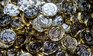 All change: how the Royal Mint is making the new 12-sided £1