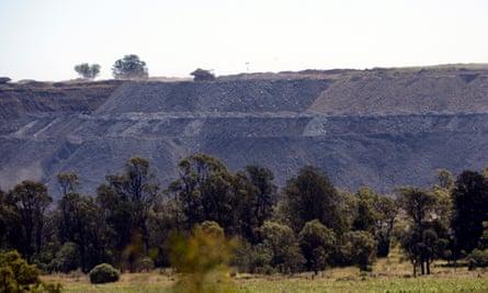 New Acland coalmine
