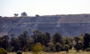 The New Acland coalmine in Queensland's Darling Downs was caught violating noise limits 34 separate times in 10 weeks and was fined $9,461 by state authorities, an amount deemed 'paltry' by environmental groups.