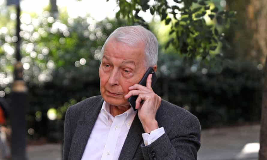 Frank Field, who has just resigned his party whip