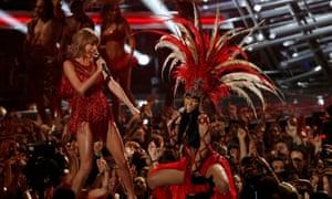 Bad Blood?: Nicki Minaj and Taylor Swift