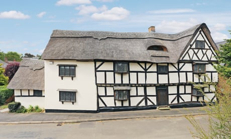 Medieval homes for sale - in pictures