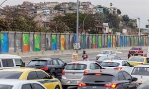 Rio de Janeiro traffic