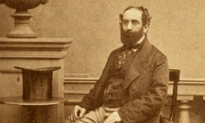 the physician john elliotson in the 1860s