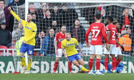 Leeds' Kalvin Phillips rescues point at Boro after Jack Clarke taken to hospital