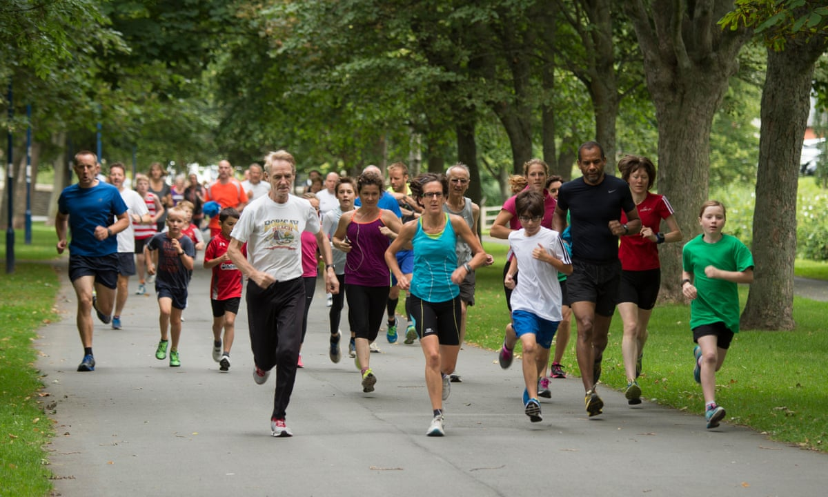Parkrun At 15 Bigger More Global And Slower Than Ever Running The Guardian