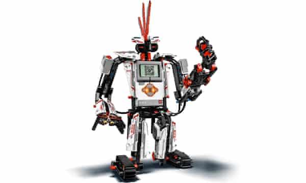 The Mindstorm robot