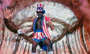 Carl Weathers Apollo Creed Rocky IV