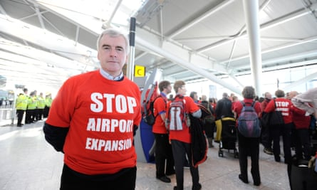 John McDonnell is MP for Hayes and Harlington, which is affected by Heathrow expansion plans