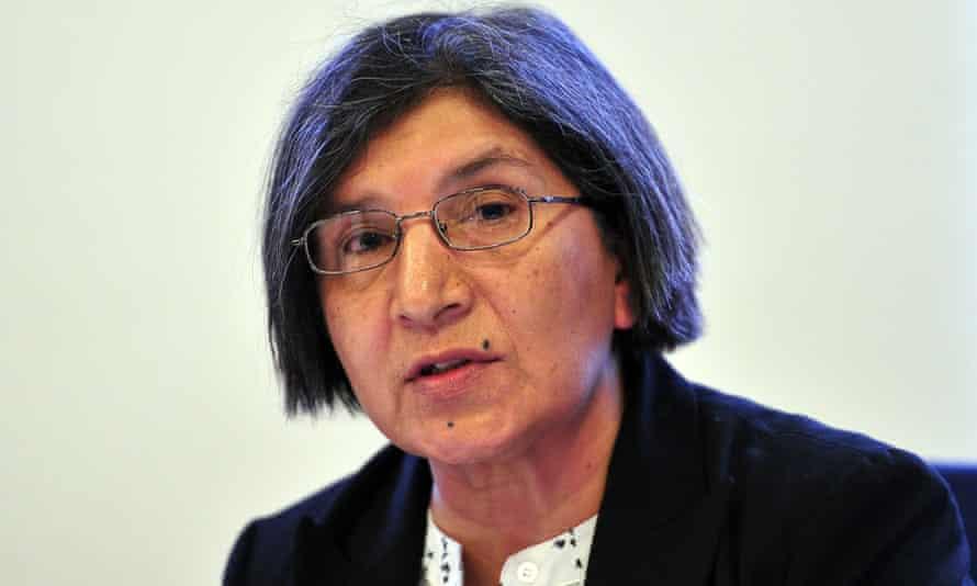 Former UN special rapporteur Rashida Manjoo