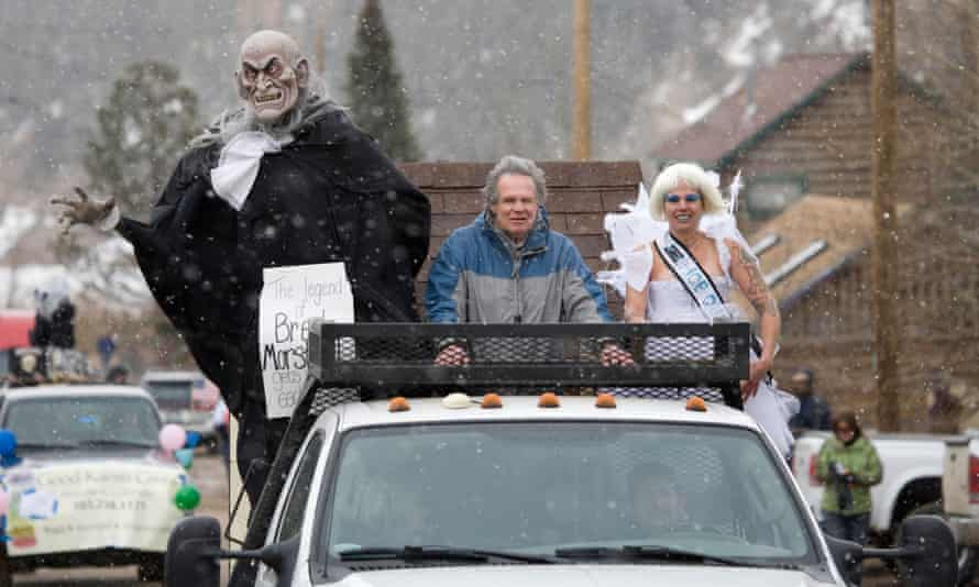 Procession of the Frozen Dead Guy Days