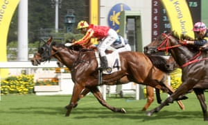 Relentless Me was 20-year-old jockey Jerry Chau's first Hong Kong winner last weekend. Chau could be among the winners again.