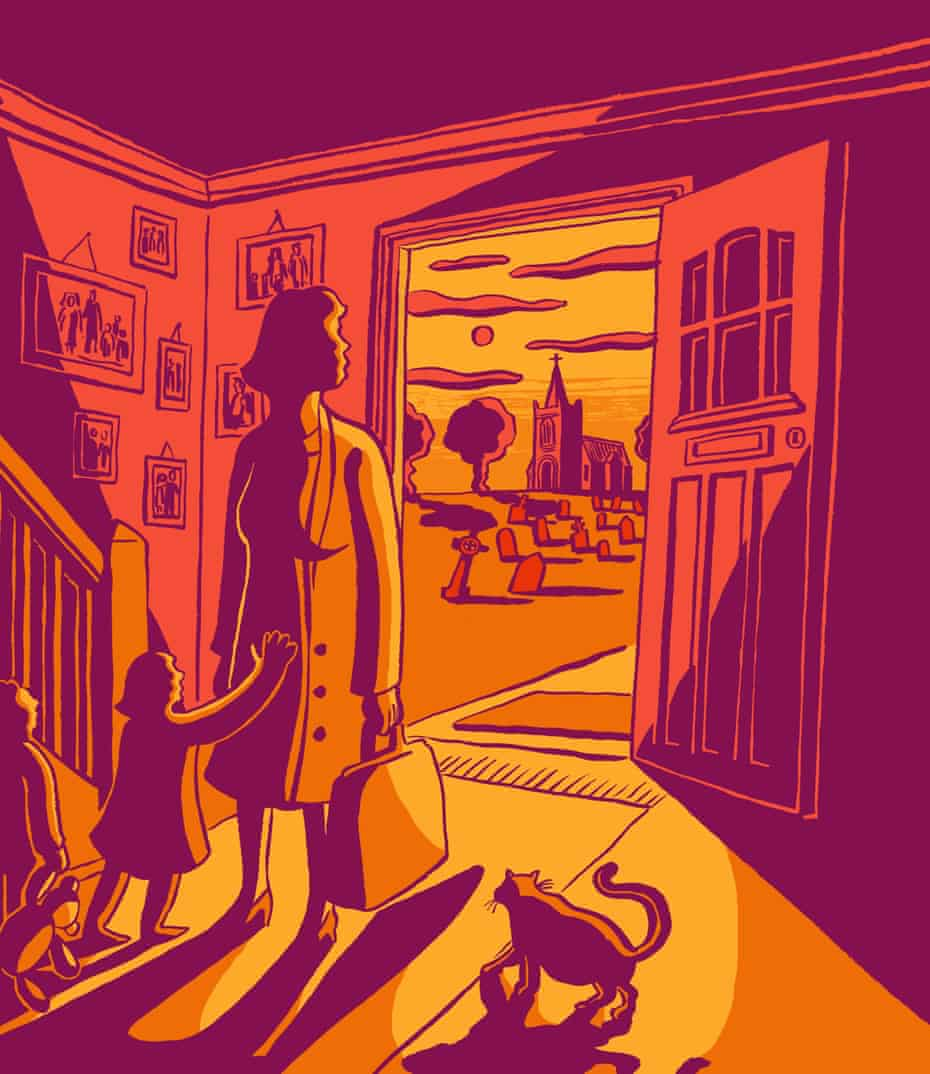 Illustration by Dom McKenzie.
