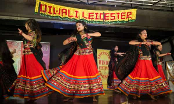 Leicester Diwali.