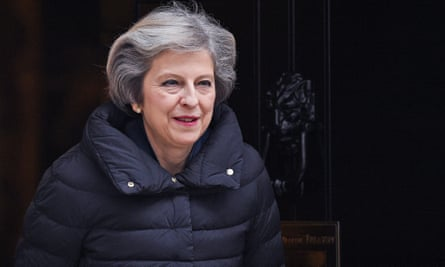 Theresa May has been under pressure to offer more details about her approach to Brexit.