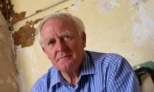 John Le Carre, writer.