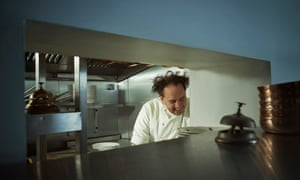 Simon Bonwick, The Crown at Burchetts Green Solo Chefs Observer Food Monthly OFM