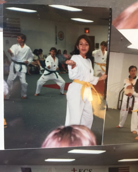 Dina Nayeri taekwondo long read