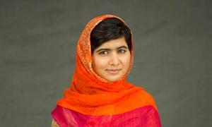 Campaigner Malala Yousafzai won a place at Oxford University.