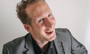 Tony Vino, who is among comedians appearing at the first festival focused on making mirth in a place of faith, a church in Stroud, Gloucestershire.