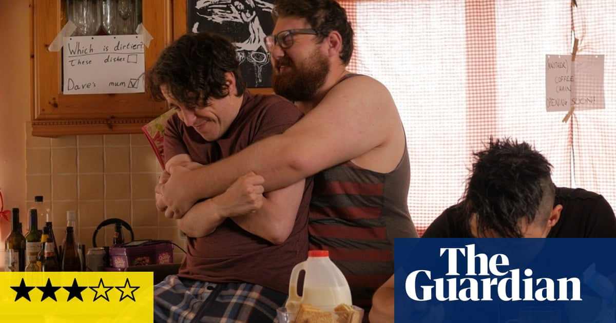 The New Music review – Parkinsons meets punk in a feelgood fable