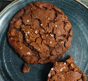 Mine-All-Mine Sweet and Salty Chocolate Cookies