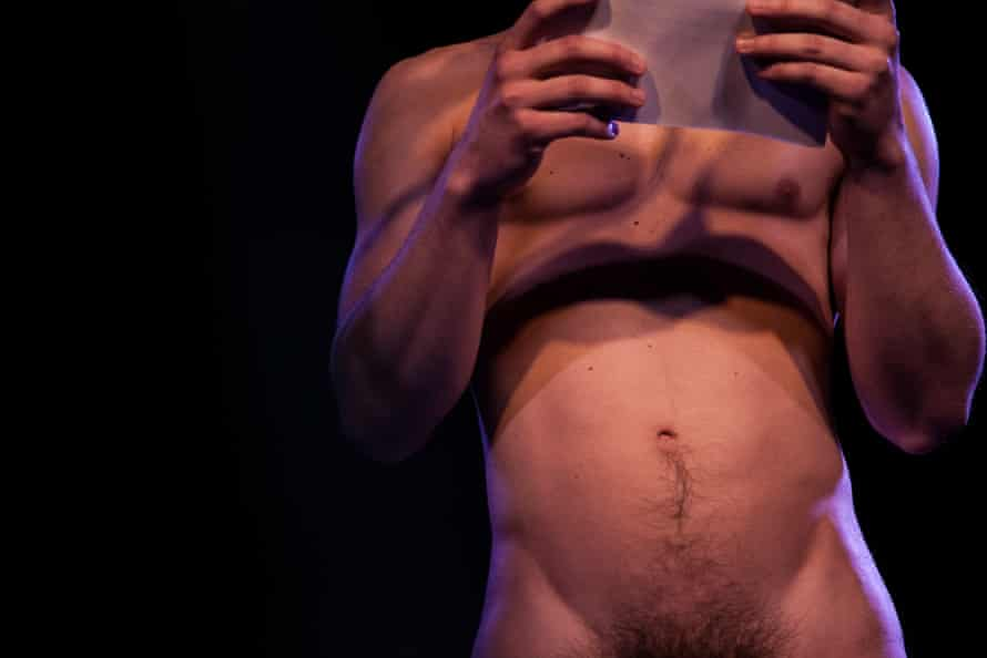 'There is still a crisis about seeing the male body' … Naked Boys Reading.