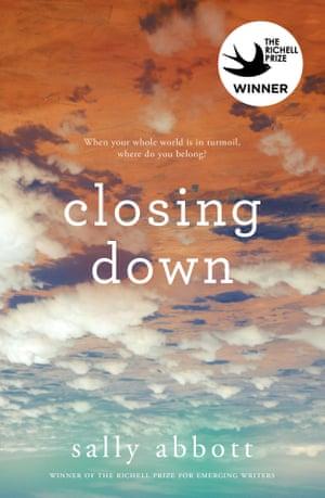 Cover image for Sally Abbott's novel Closing Down