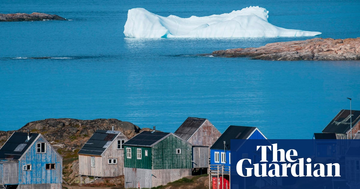 Trump considering buying Greenland, White House adviser confirms