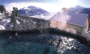 Hit the slopes then recover in the waters in Italy\'s Bormio | Travel ...