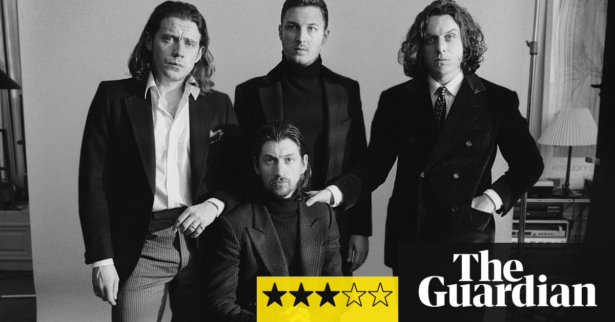 Arctic Monkeys: Tranquility Hotel Base & Casino review – funny, fresh and a little smug | Alexis Petridis' album of the week