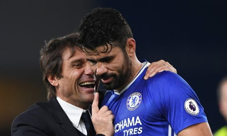 Antonio Conte insists he did not lie over Diego Costa's absence from team