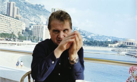 Francis Bacon in Monaco in 1981