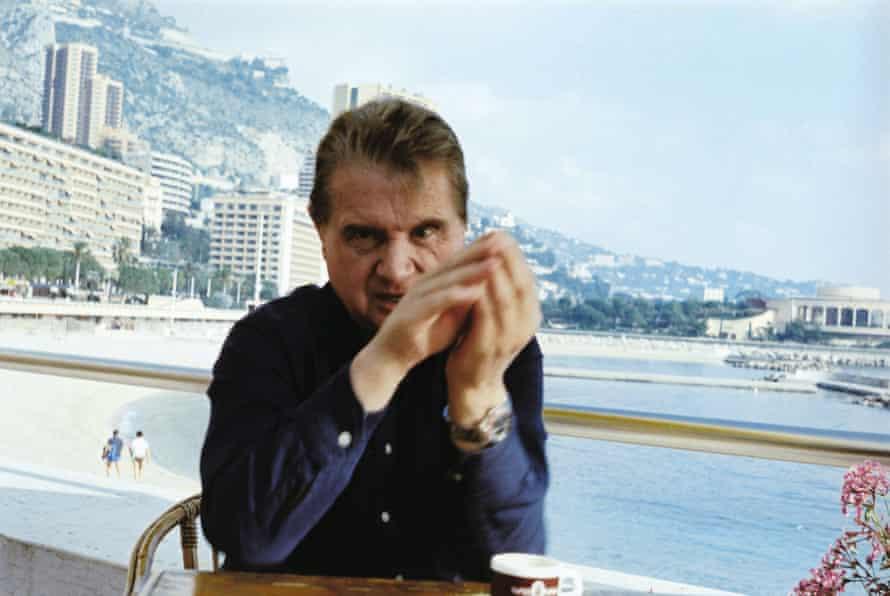 Bacon in Monaco in 1981.
