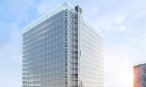 Renzo Piano's Paddington Cube