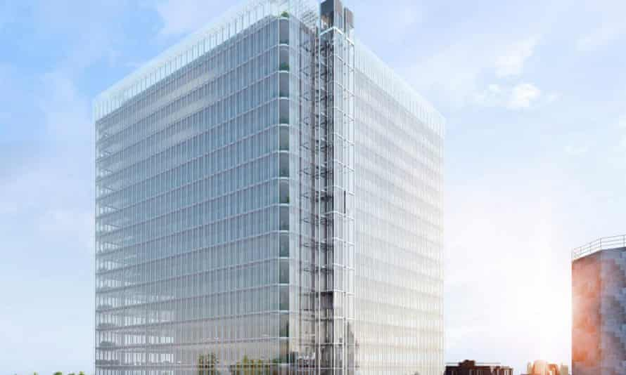 Renzo Piano's Paddington Cube was opposed by the nearby St Mary's hospital and heritage campaigners.