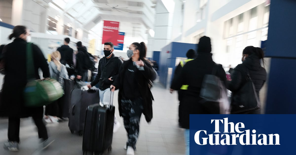 Millions of Americans to travel and gather for Thanksgiving despite expert warnings - The Guardian