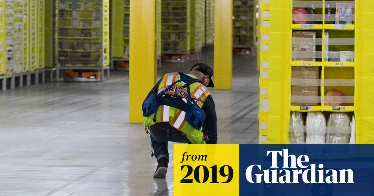 Revealed: Amazon employees are left to suffer after workplace injuries