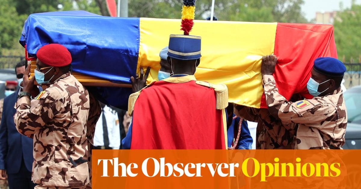 Chad dictator's death spells chaos in Islamist terror's new ground zero