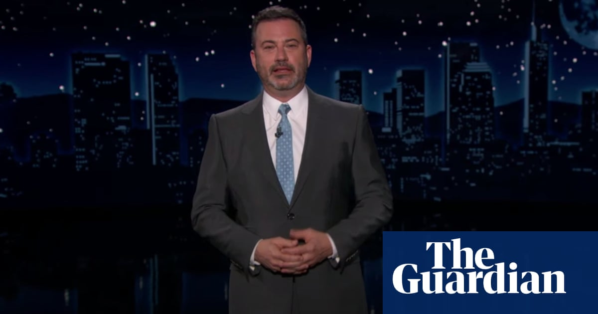 Jimmy Kimmel on 'Klan mom' Marjorie Taylor Greene: 'There should be a test to get into Congress'