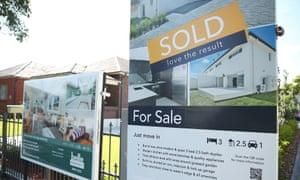 House for sale signs, sydney