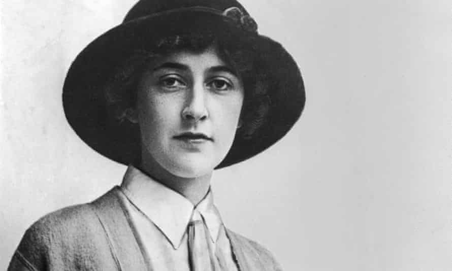 A superior knowledge of poisons … Agatha Christie (c1926).