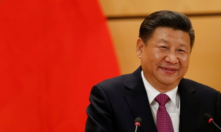 Authors called on Xi Jinping to uphold international law if China truly wants the responsibility of a global power.