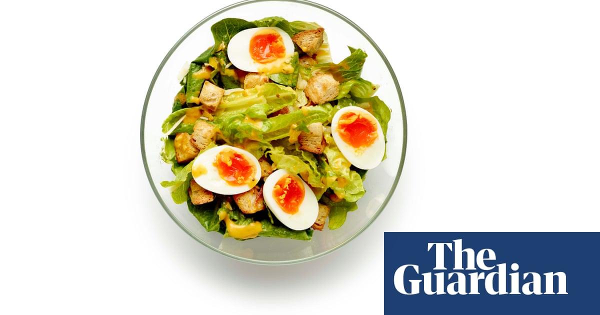 How to make caesar salad – recipe | Felicity Cloake's masterclass