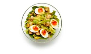 Felicity Cloake's caesar salad