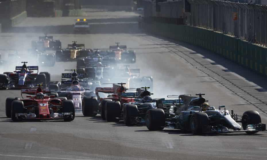 The Azerbaijan Grand Prix was dramatic from the start