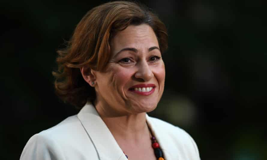 Queensland Labor MP for South Brisbane Jackie Trad