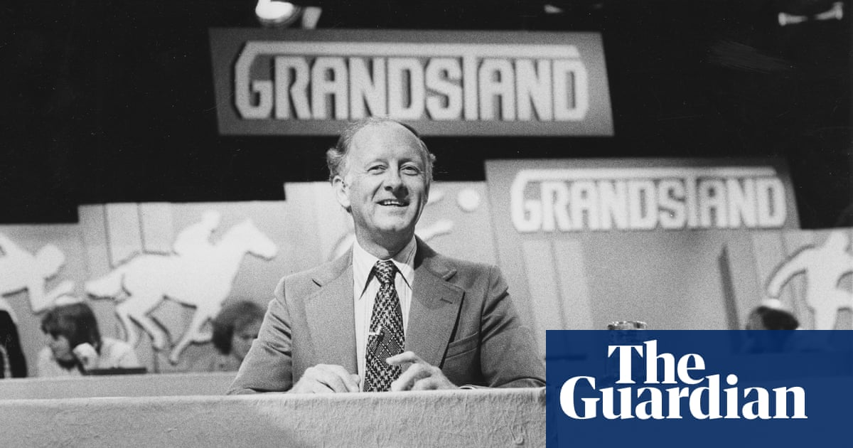 Frank Bough, host of BBCs Grandstand, dies aged 87