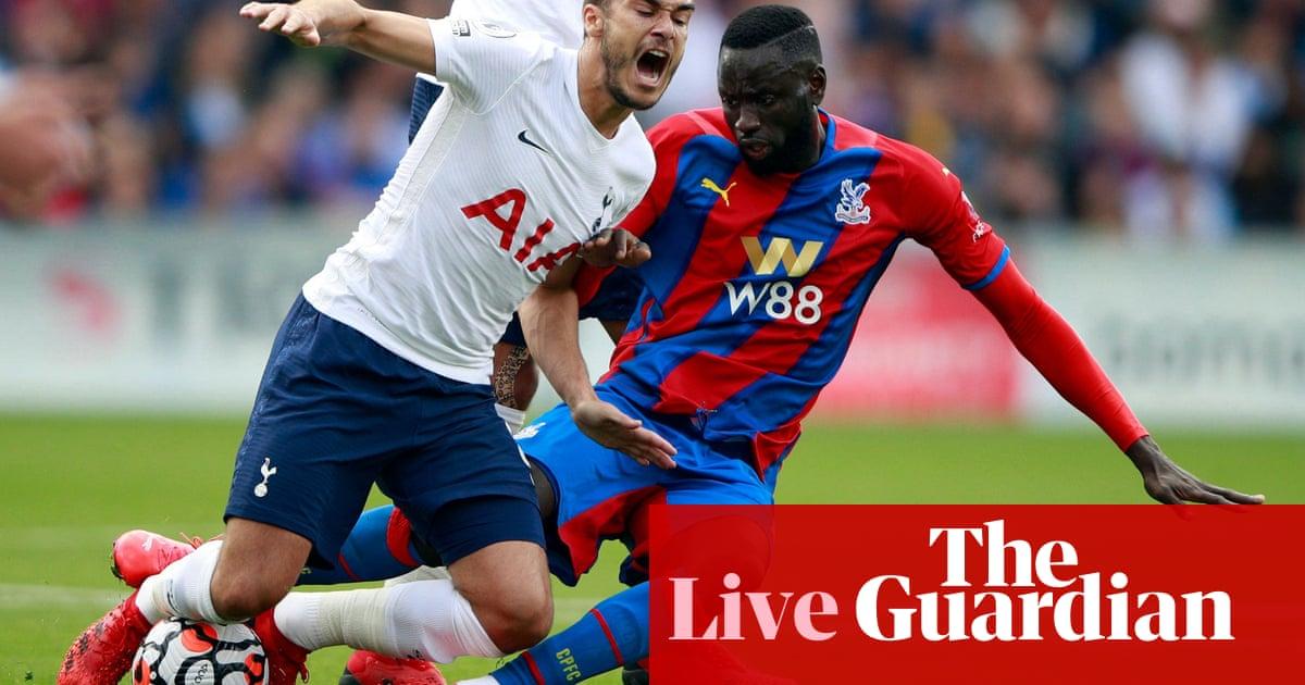 Crystal Palace v Tottenham: プレミアリーグ–ライブ!