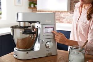 Titanium Chef Patissier XL Kitchen Machine